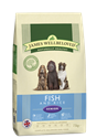 Picture of James Wellbeloved Fish & Rice Senior 2kg
