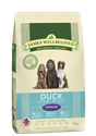 Picture of James Wellbeloved Duck & Rice Senior 7.5kg