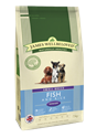 Picture of James Wellbeloved Fish & Rice Small Breed Senior 1.5kg