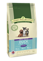 Picture of James Wellbeloved Duck & Rice Small Breed Senior 7.5kg