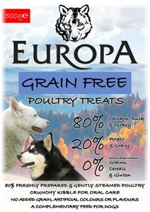 Picture of Europa Grain Free Training Treats 500g
