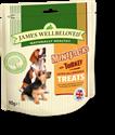 Picture of James Wellbeloved Minijacks Turkey 90g