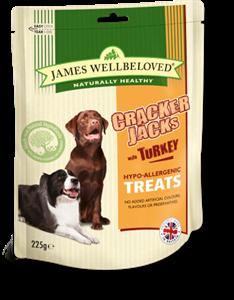 Picture of James Wellbeloved Crackerjacks Turkey 225g