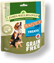 Picture of James Wellbeloved Minijacks Grain Free Fish 90g