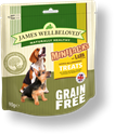 Picture of James Wellbeloved Minijacks Grain Free Lamb 90g