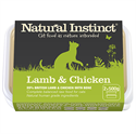 Picture of Natural Instinct Lamb & Chicken Cat 2 x 500g