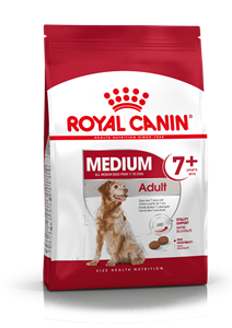 Picture of Royal Canin Medium Adult 7+ 15kg