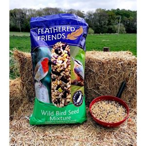 Picture of Feathered Friends Wild Bird Seed 20kg