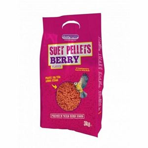 Picture of Suet To Go Suet Pellets Berry 3kg
