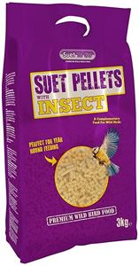 Picture of Suet To Go Pellets Insect 3kg